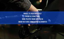 Nowe przepisy unijne wpłyną na zmiany we flocie samochodów ciężarowych
